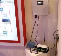 LT3 O2-Co analyzer with Etamatic OEM and Servo motor