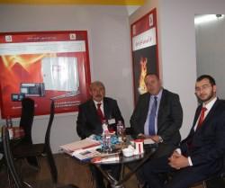Mr. Eryilmaz , Mr.Cebeci and Mr.Yilmaz